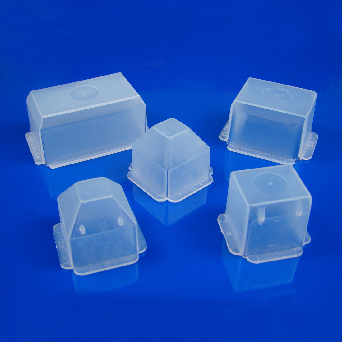 Peel A Way 174 Disposable Embedding Molds Sampler Pack