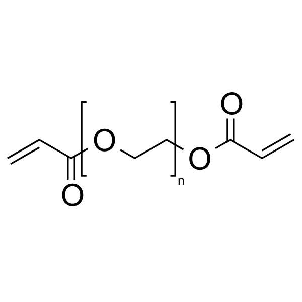 Polyethylene glycol diacrylate (PEGDA 200)