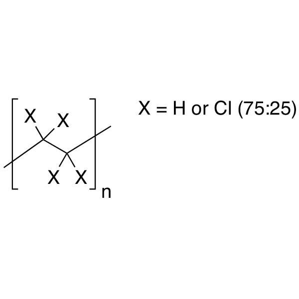 Polyethylene, chlorinated, 25% Cl