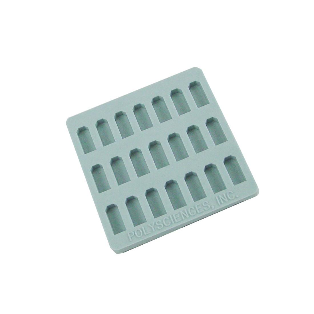 Embedding Molds - Silicone, Flat