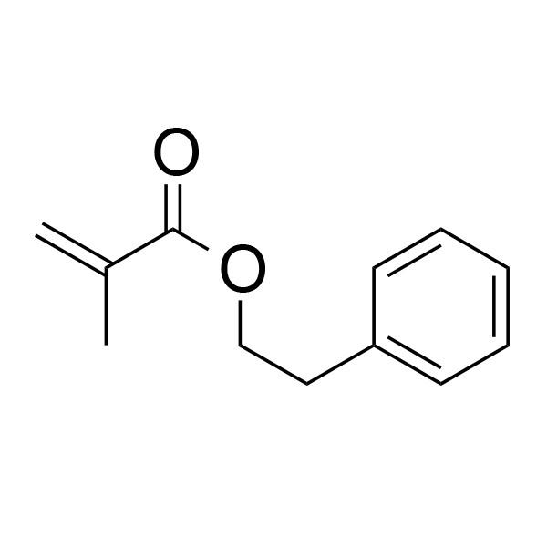 2-Phenylethyl methacrylate, min. 92%