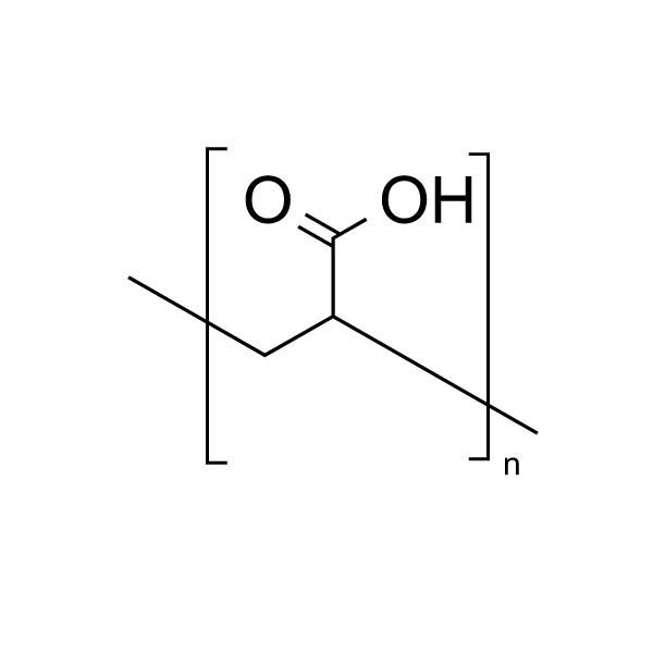 Poly(acrylic acid), powder [MW ~ 1,000,000]