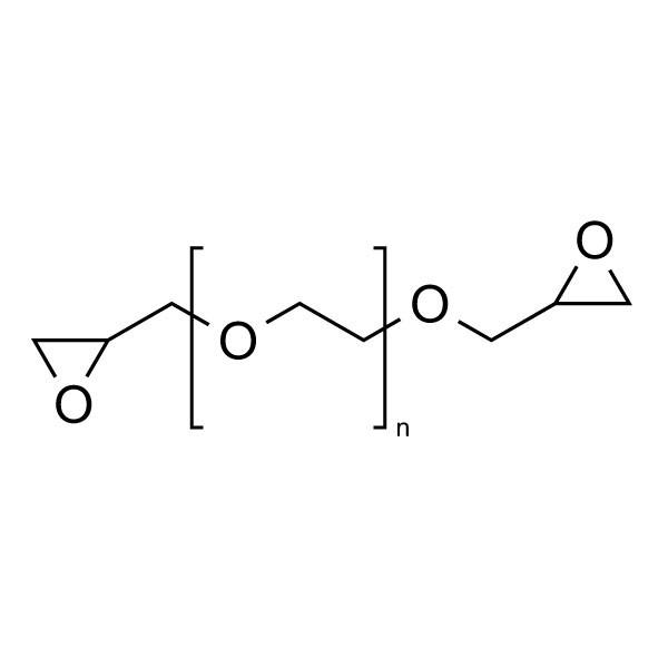 Poly(ethylene glycol) diglycidyl ether (PEGDGE 200)