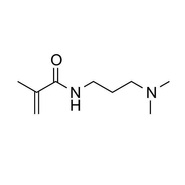 N-[3-(N,N-Dimethylamino)propyl] methacrylamide