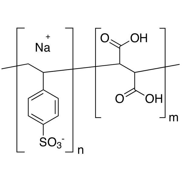 Poly(styrenesulfonic acid/maleic acid), sodium salt