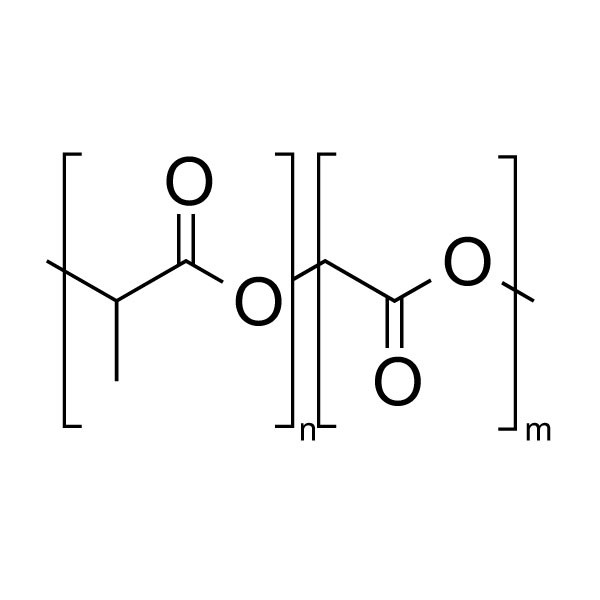 Poly(D,L-lactide-co-glycolide), 90:10, IV 0.2 dl/g