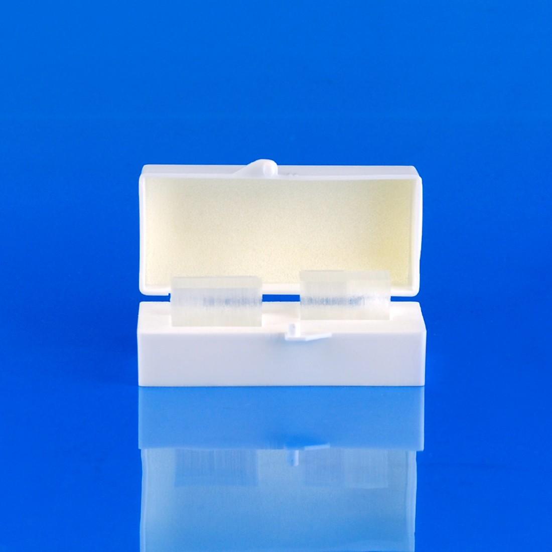 Microscope Slide Coverslips, Glass, 22mm x 22mm
