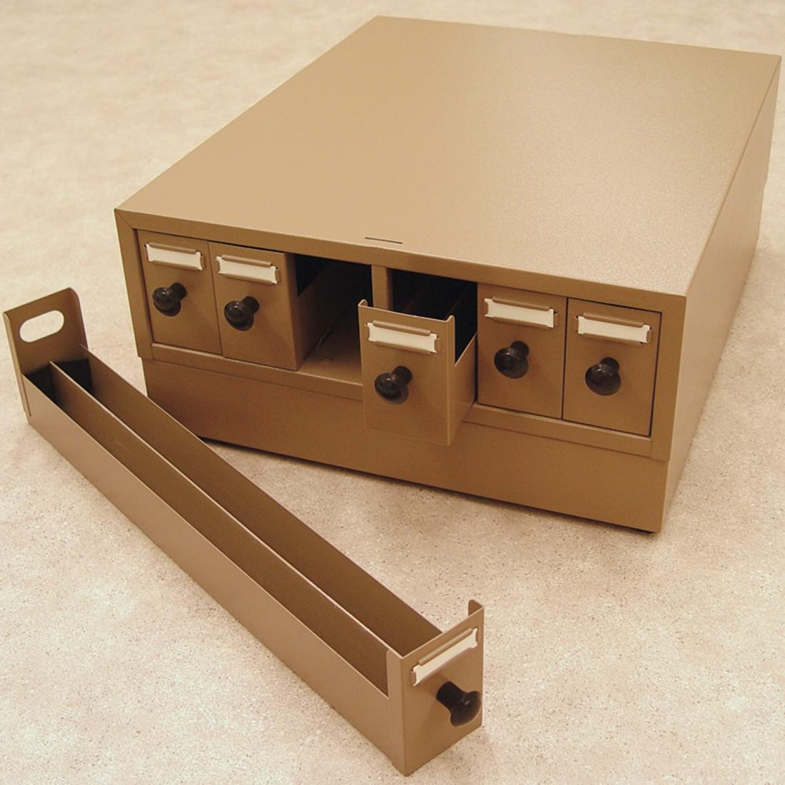 Microscope Slide Storage Cabinet