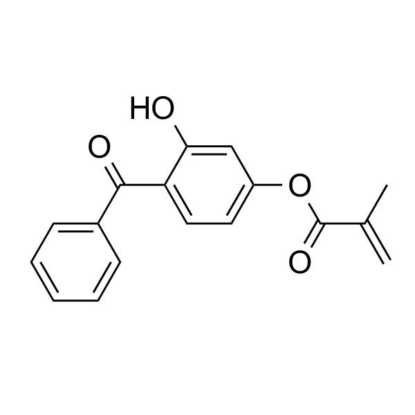 4-Methacryloxy-2-hydroxybenzophenone, min 99%