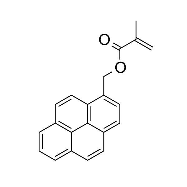 1-Pyrenylmethyl methacrylate