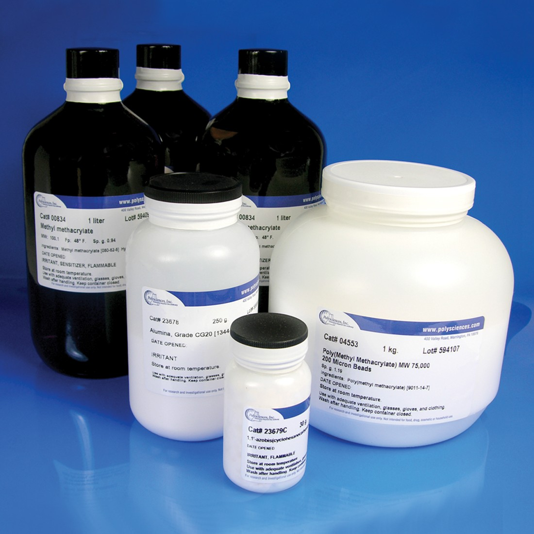 Methyl Methacrylate Embedding and Casting Kit