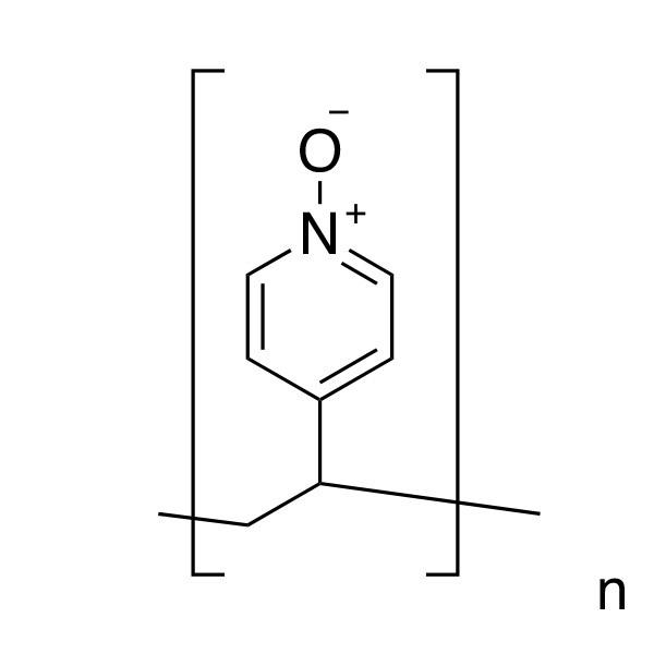 Poly(4-vinylpyridine N-oxide)