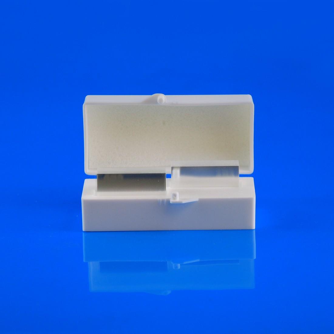 Microscope Slide Coverslips, Glass,  22mm x 30mm