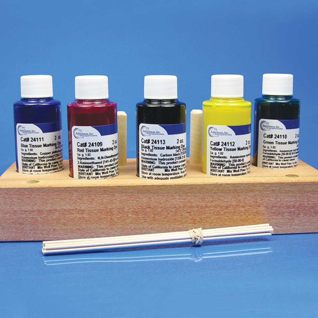 Tissue Marking Dye 5-Color Kit