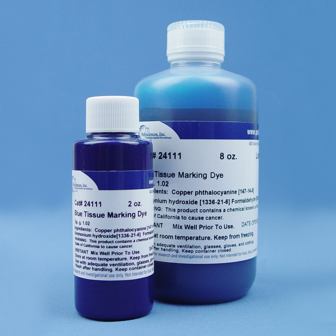 Marking Dye for Tissue - Blue