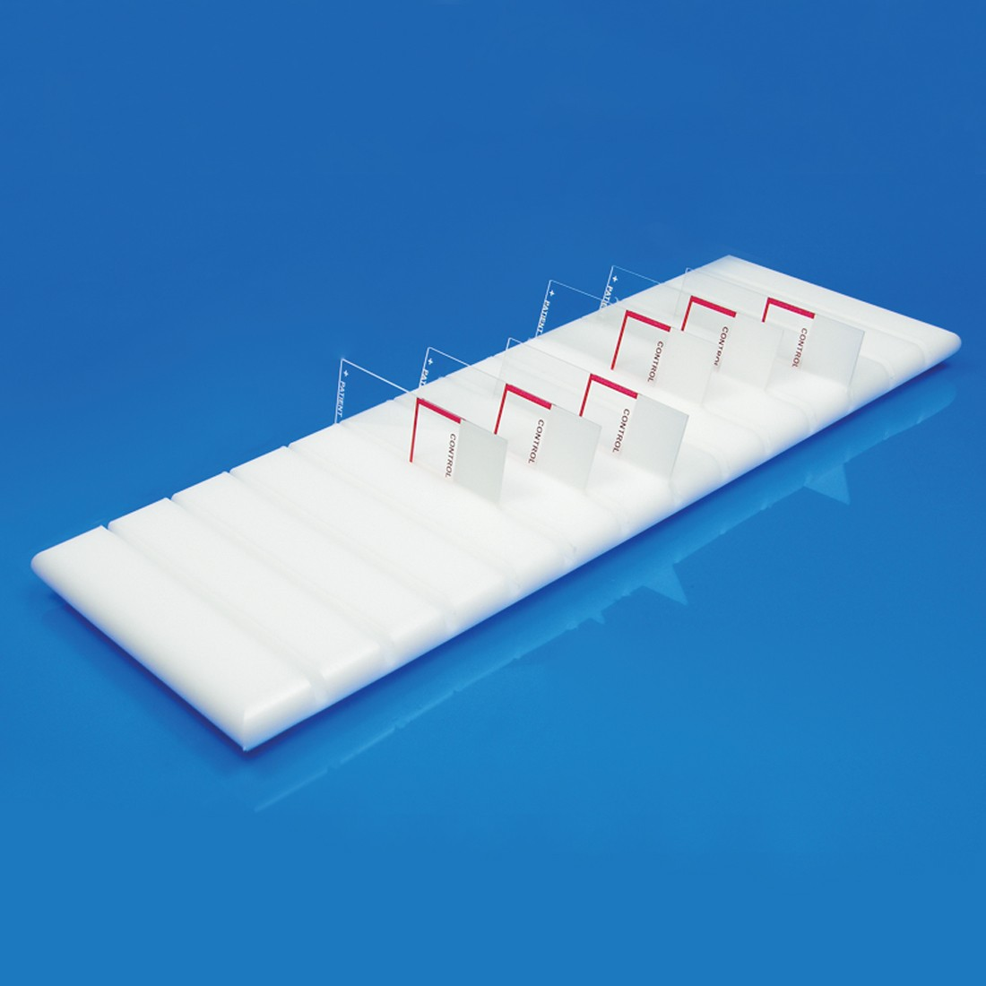 Microscope Slide Holder Block