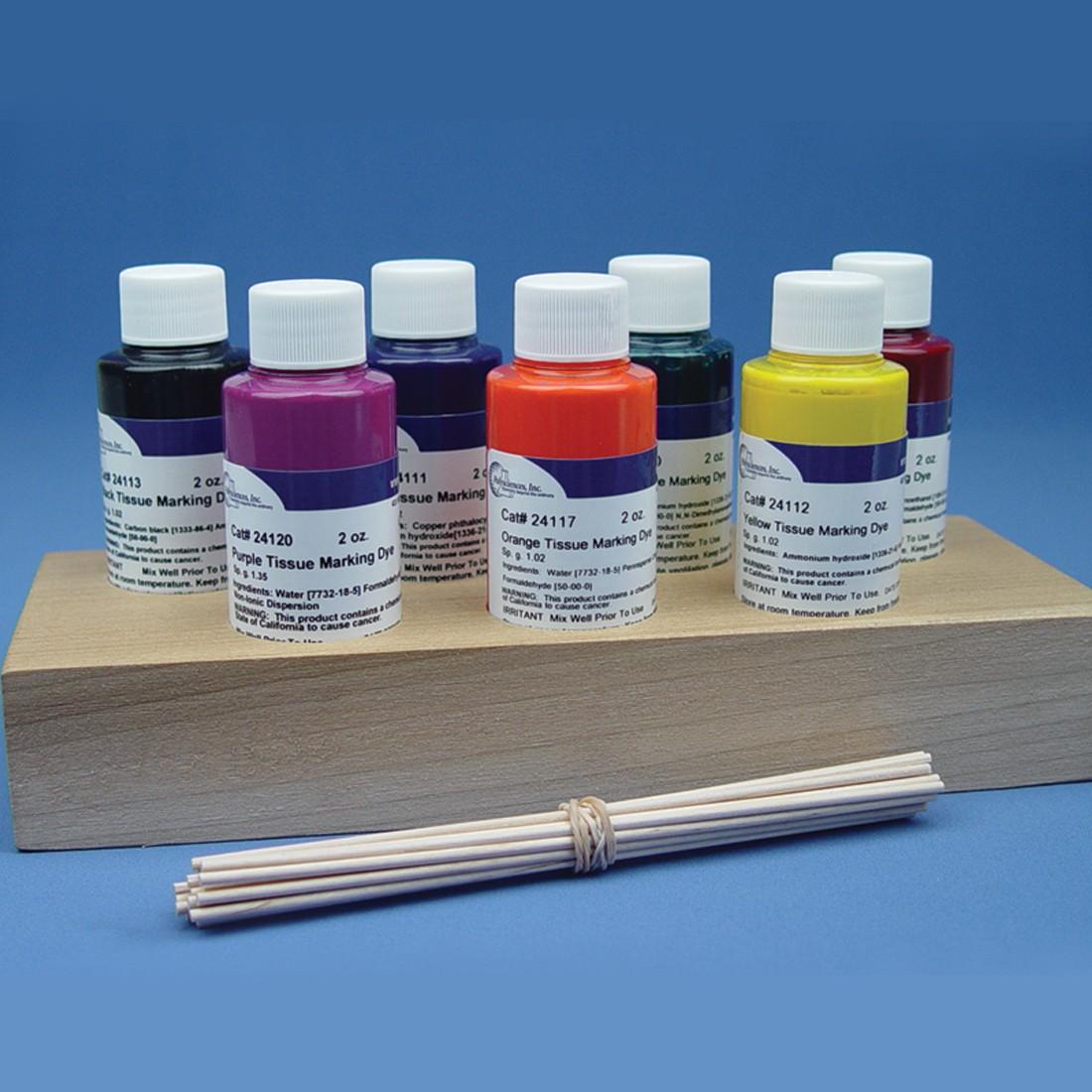 Tissue Marking Dye 7-Color Kit