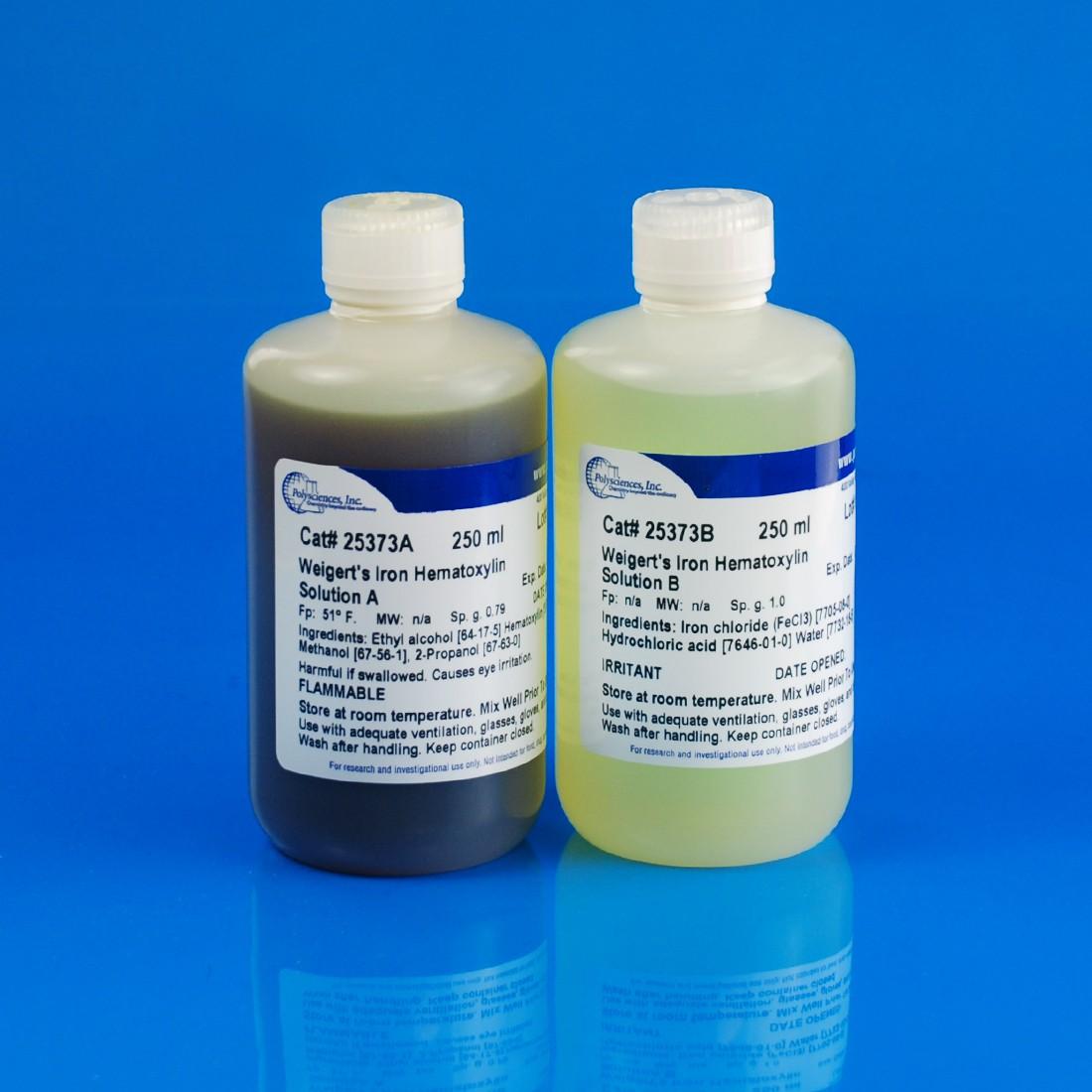 Weigert's Hematoxylin Kit (Solution A & B)