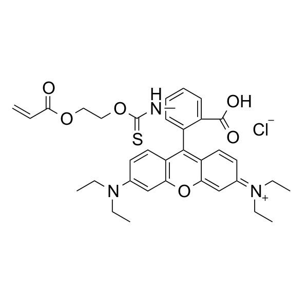 Acryloxyethyl thiocarbamoyl Rhodamine B