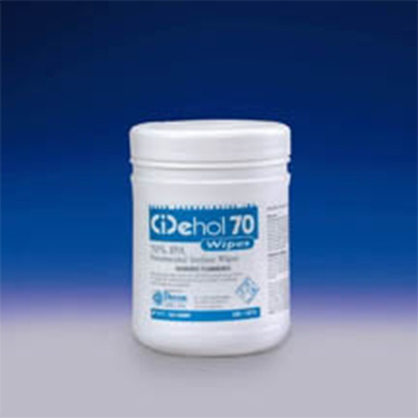 Cidehol<sup>®</sup> 70 Surface Disinfectant Wipes