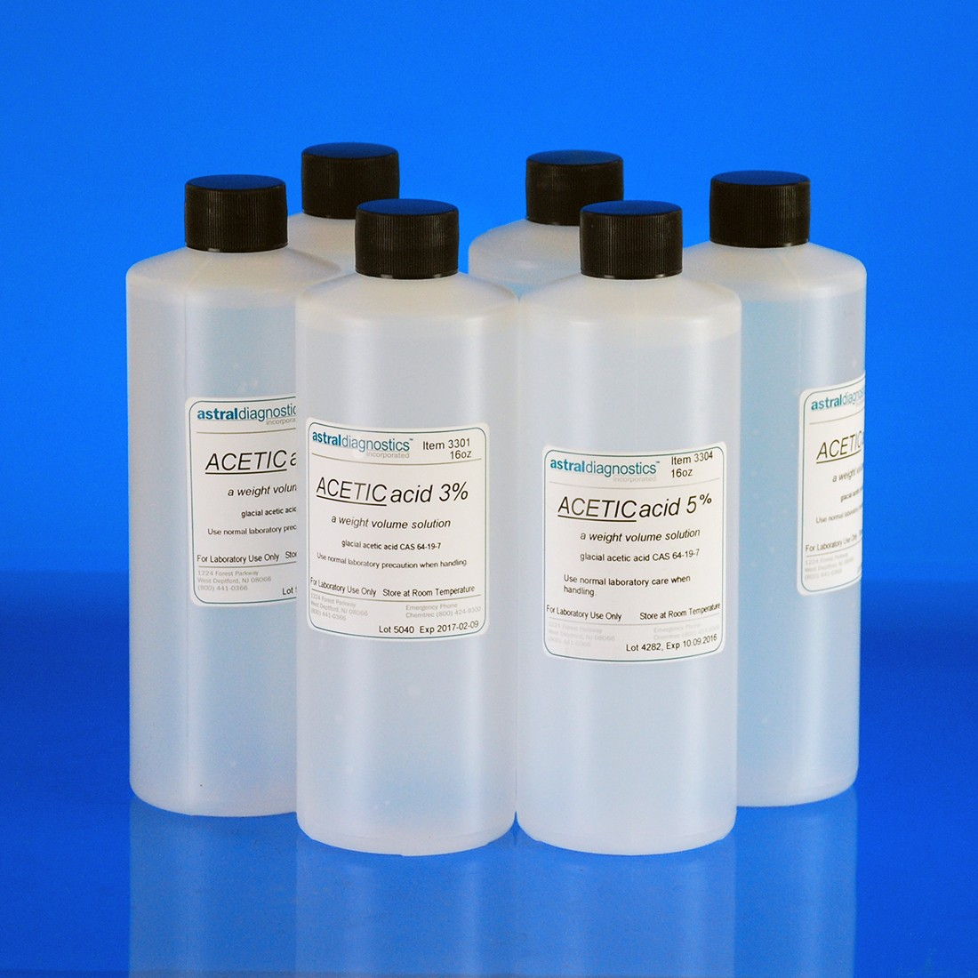 acetic acid 3 percent