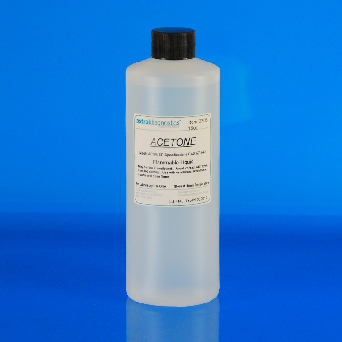 acetone polysciences