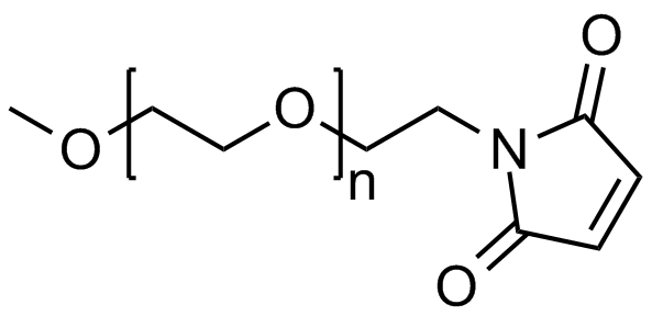 Methoxy PEG maleimide, Mp 10000