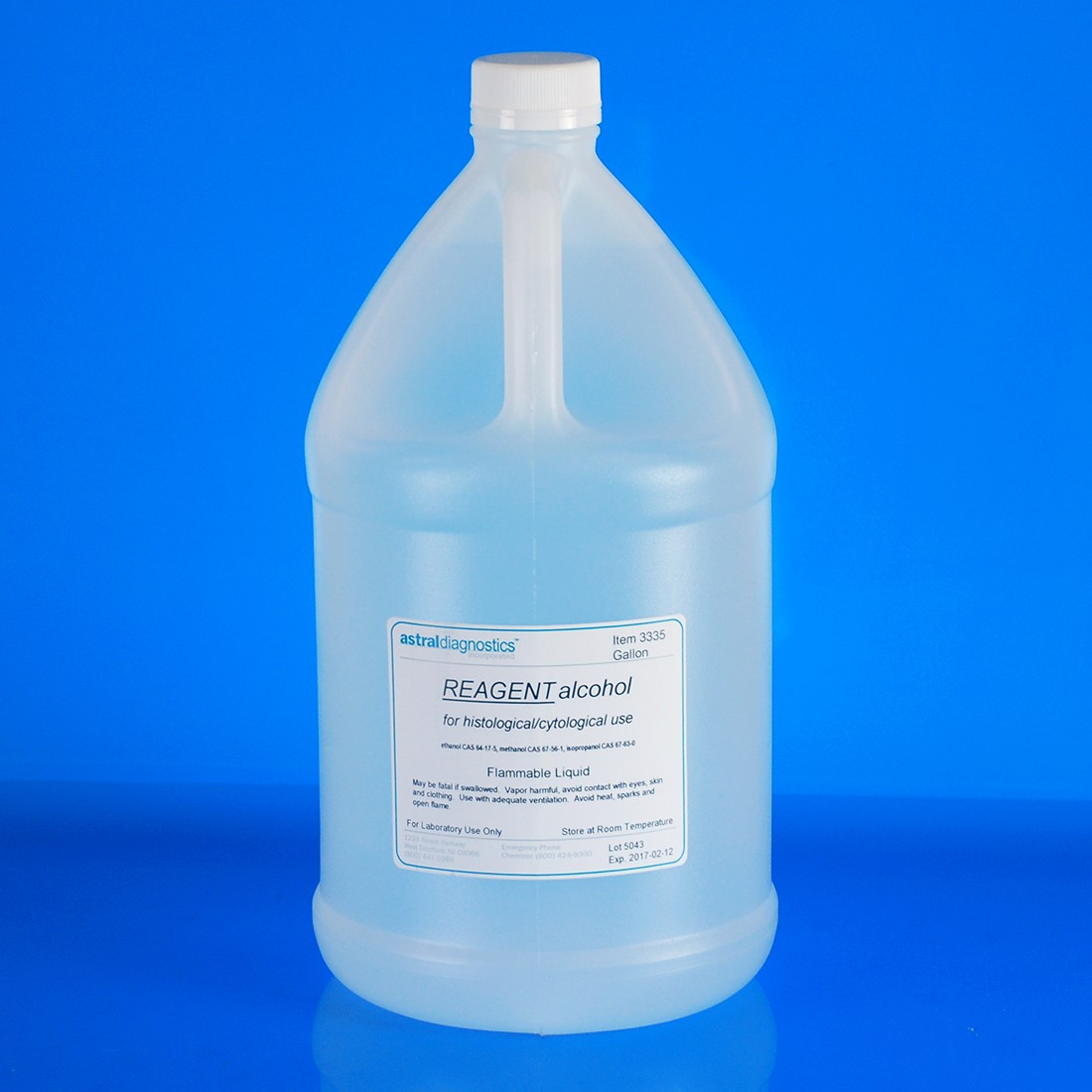 Polysciences Reagent Alcohol