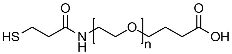 Thiol PEG carboxylic acid, Mp 3000