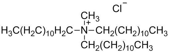TDMAC (Tridodecylmethylammonium chloride)