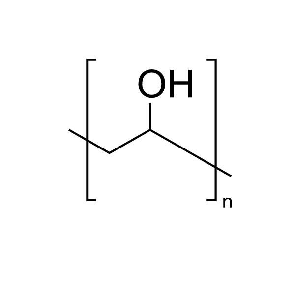 Poly(vinyl alcohol), MW 25000, 98% hydrolyzed