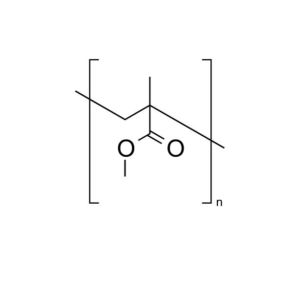 Poly(methyl methacrylate) [i.v. 1.25]