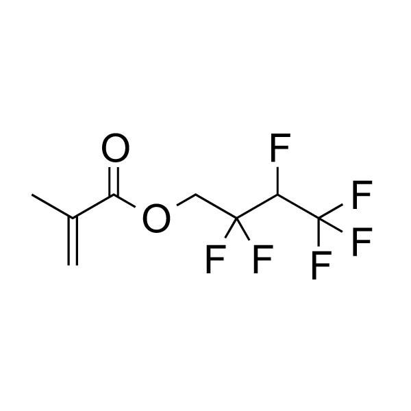 1H,1H,3H-Hexafluorobutyl methacrylate