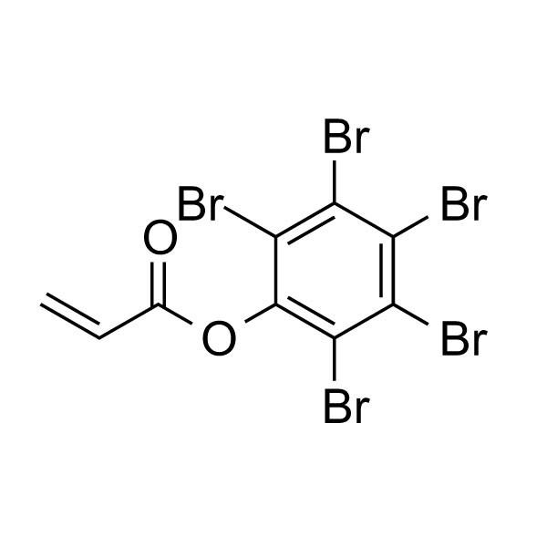Pentabromophenyl acrylate