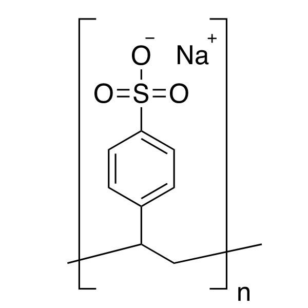 Poly(styrenesulfonic acid), sodium salt (MW 1,000,000)