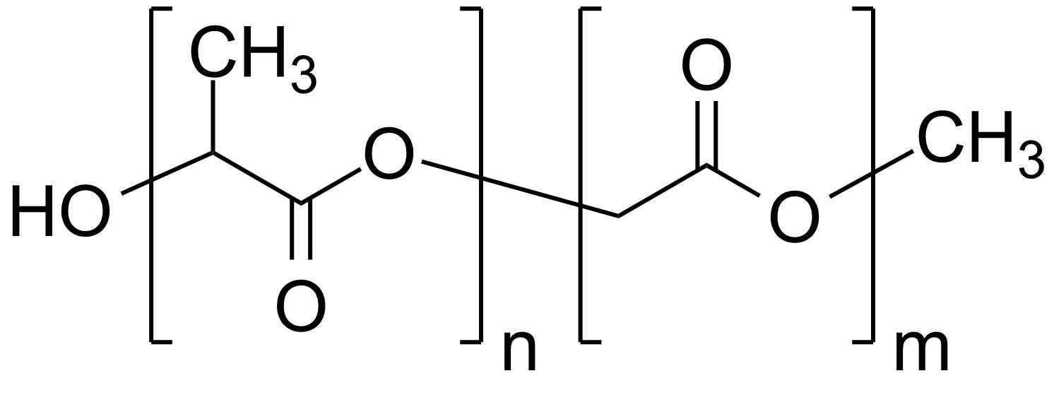 Poly(L-lactide-co-glycolide), 70:30, IV 0.2 dl/g