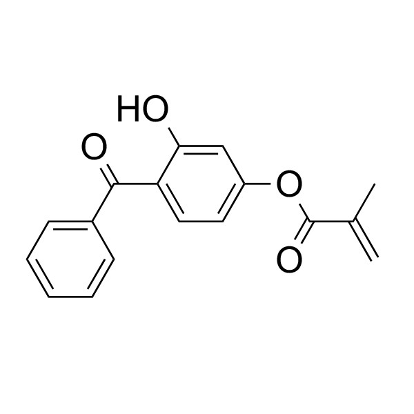 4-Methacryloxy-2-hydroxybenzophenone, min 94%
