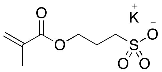 3-Sulfopropyl methacrylate, potassium salt