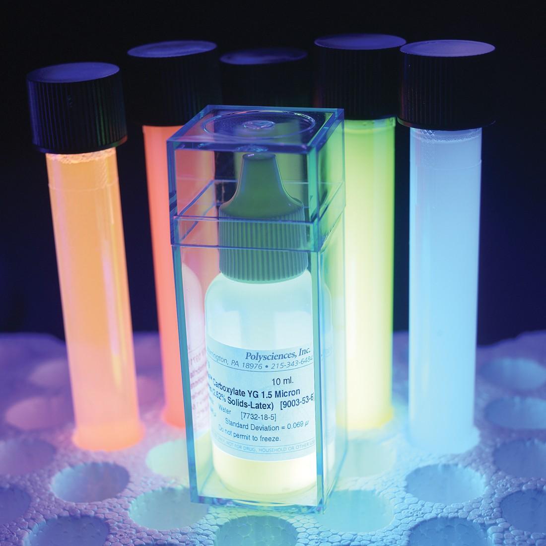 Fluoresbrite® Carboxylate Color Range Kit I