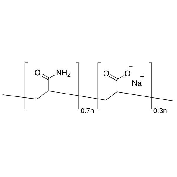 Poly(acrylamide/sodium acrylate) [70:30]