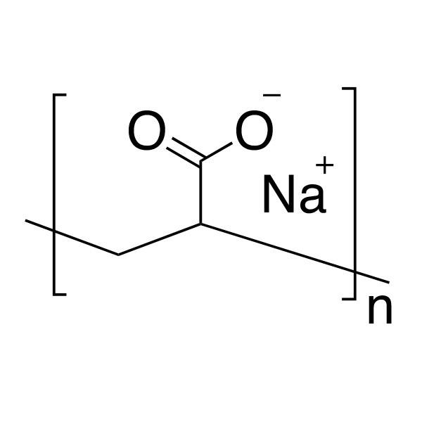 Poly(acrylic acid), sodium salt, 40% soln. in water [MW ~ 3,000]