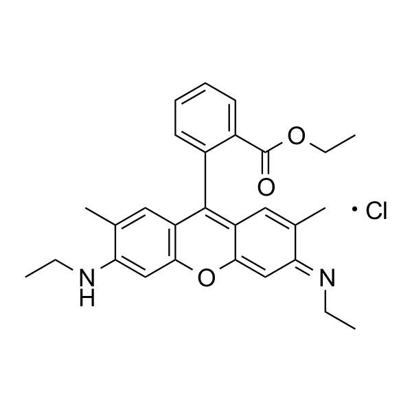 Rhodamine 6G, C.I. 45160