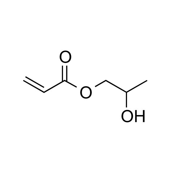 2-hydroxypropyl acrylate