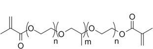 PEO(5800)-b-PPO(3000)-b-PEO(5800) dimethacrylate