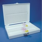 Microscope Slide Storage Box, Plastic large box