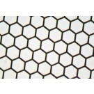 exagonal Mesh Grids - Thin Bar, High Definition - 200mesh
