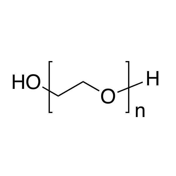 Poly(ethylene glycol) [MW 1,450; pharma grade]