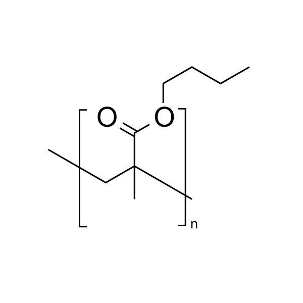 Poly(n-butyl methacrylate)