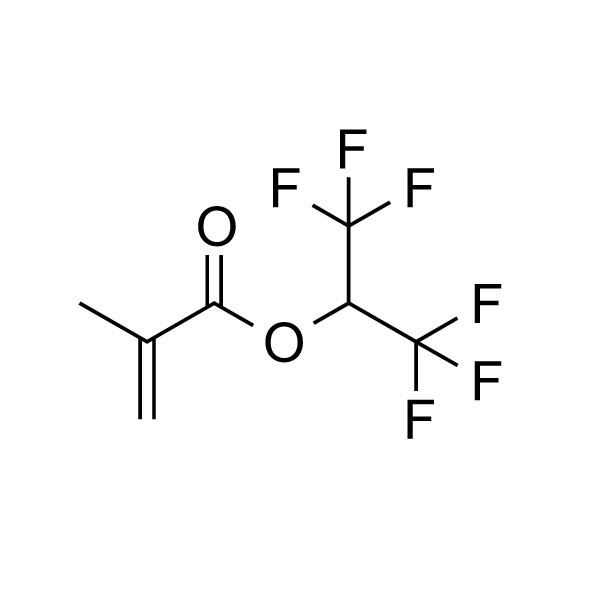 Hexafluoro-iso-propyl methacrylate