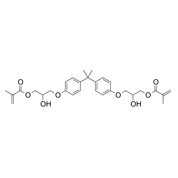 2,2-Bis[4-(2-hydroxy-3-methacryloxypropoxy)phenyl]propane